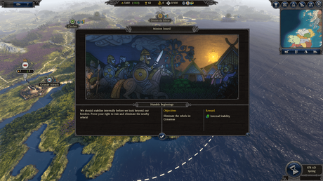 A TOTAL WAR SAGA THRONES OF BRITANNIA 1