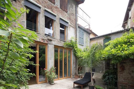 UN LOFT ARCHITECTURAL...  AL GUSTO ITALIANO !