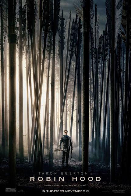 Premier teaser trailer pour Robin des Bois signé Otto Bathurst