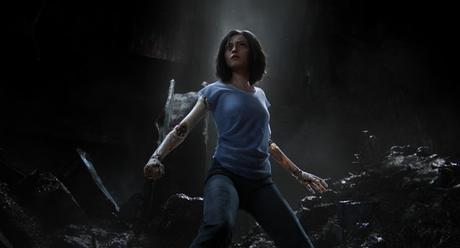 Bande annonce VF pour Alita : Battle Angel signé Robert Rodriguez