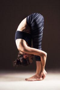 posture pince debout
