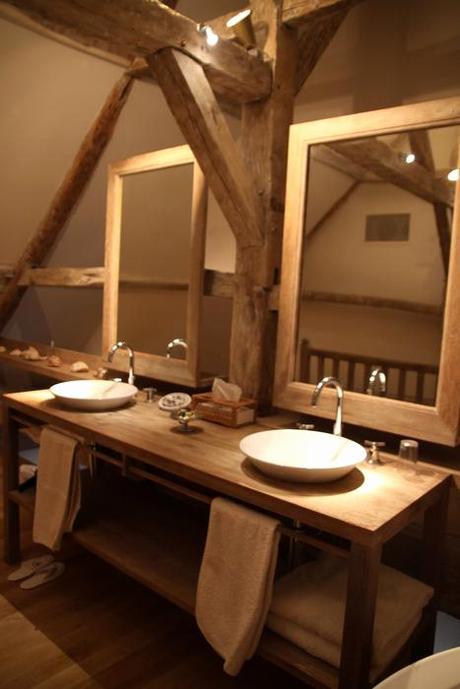 Meuble de salle de bain bois exotique d couvrir - Meuble salle de bain en bois exotique ...