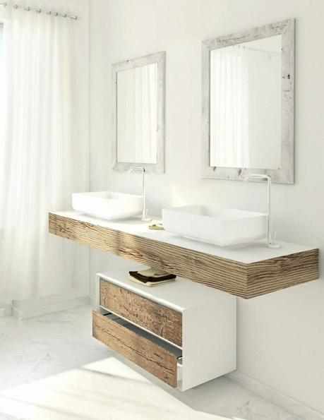 meuble de salle de bain bois exotique d couvrir. Black Bedroom Furniture Sets. Home Design Ideas