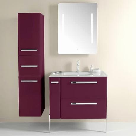 Meuble de salle de bain bois exotique d couvrir - Meuble de salle de bain bois exotique ...