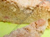 Gâteau Streusel Rhubarbe Rhubarb Crumble Cake