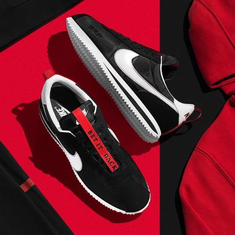 La Nike Cortez Kenny III sera distribuée durant la tournée