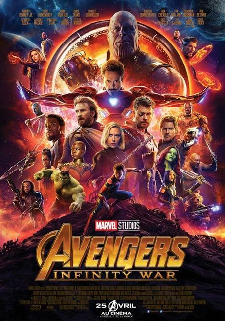Avengers: Infinity War : Affiche