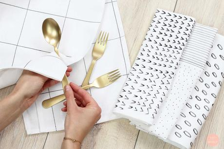 DIY 79 – Torchons de cuisine personnalisés