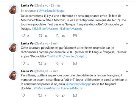 La fête à Macron : tout est dans le