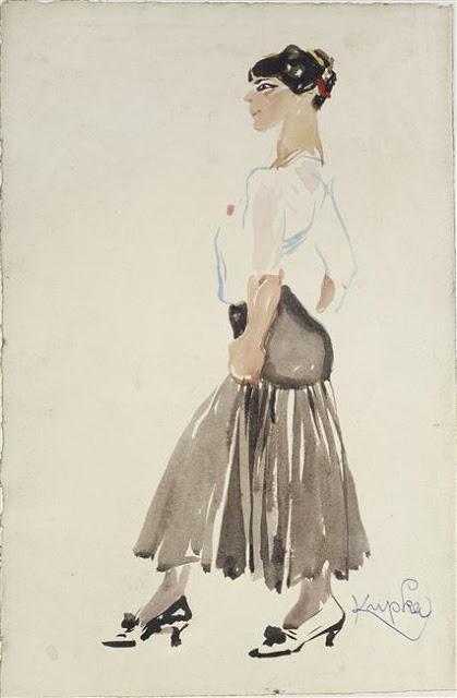 Frantisek Kupka - Avant l'abstraction, les gigolettes