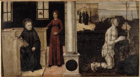 Introduction au fétichisme médiéval : Saint Benoît de Nursie