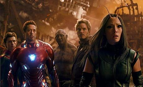 Box-Office US du week-end du 4/05/2018 : Infinity War continue son règne sans partage !