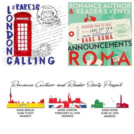 Quelques informations sur les RARE de Rome , Paris et Londres