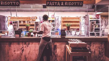 L'Italie dans mon assiette ( même vegan !) avec Vapiano ( CONCOURS )