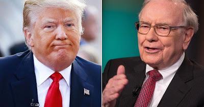 Grande leçon de vie de Warren Buffett aux étudiants: Ne pas emprunter de l'argent comme Donald Trump