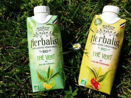 Herbalist : les infusions véritables