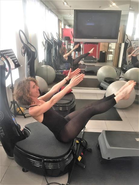 équilibre posture abdos gainage souplesse