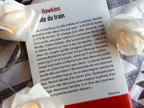 La fille du train - Paula Hawkins