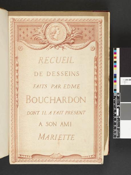 Edmé Bouchardon - Les Cris de Paris : Dessins et gravures (1)