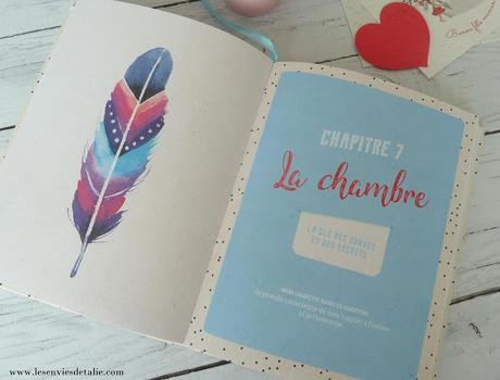 Méli-Mélo #4   mon journal d'écriture thérapie, Papier Fleur, Un voeu à chaque noeud, liseuse Kindle