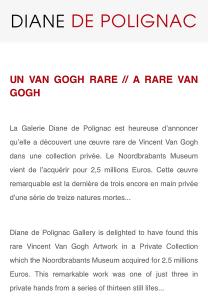 Galerie Diane de Polignac…………………………..