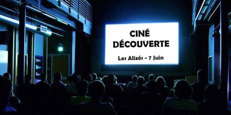 Jeudi 7 juin, Ciné Découverte aux Alizés (Bron)