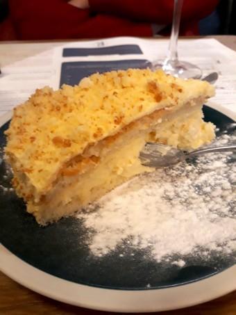 Genoise au limoncello © Gourmets&co