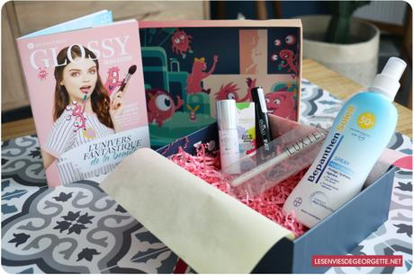 Glossybox de Mai : l'univers fantastique de la beauté