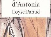 petits hommes d'Antonia, Loyse Pahud