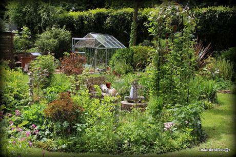 Quoi de neuf au jardin ?
