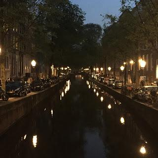 Cityguide Amsterdam - Un week end avec la famille Bretzel