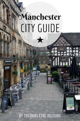 City guide de Manchester, quartier par quartier : activités, bonnes adresses, incontournables... #Angleterre #England #tips #citytrip