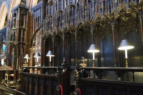 manchester cathédrale