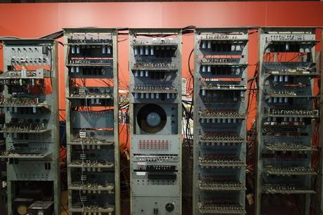 manchester castlefield musée science industrie premier ordinateur