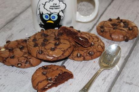 Martha Stewart's chewy cookies