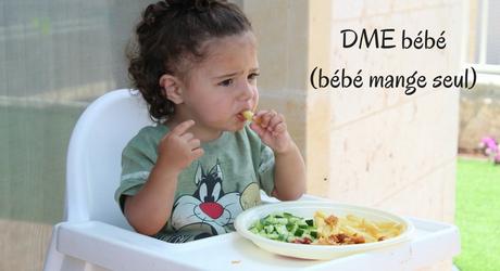 DME bébé (bébé mange seul)