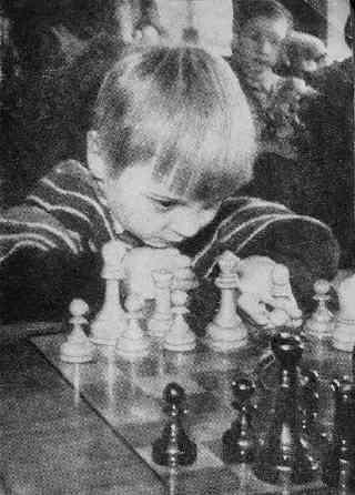 Arthur Youssoupov, un prodige des échecs
