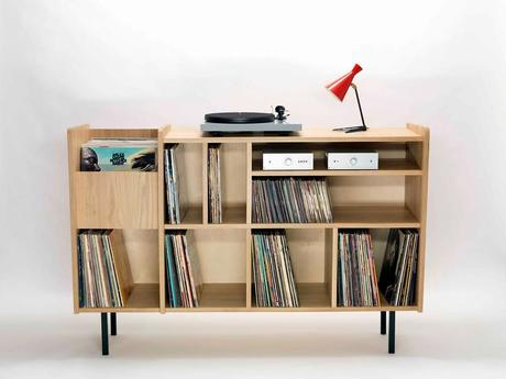 Meuble Fjord Vinyl