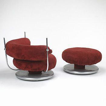 Fauteuil Monsieur Meuble Verner Panton 1963 Design Pinterest