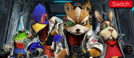 [E3'18] Un Starfox Grand Prix de la part de Retro Studio ?