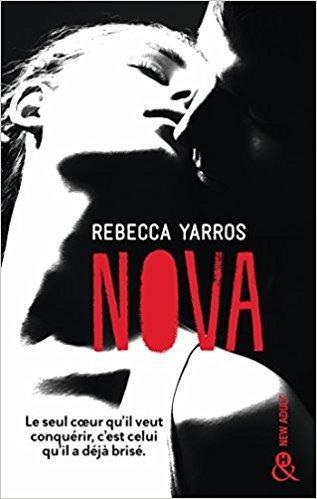 Mon avis sur Nova de Rebecca Yarros : entre adrénaline et amour, le choix sera difficile