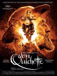 L'Homme qui tua Don Quichotte, critique