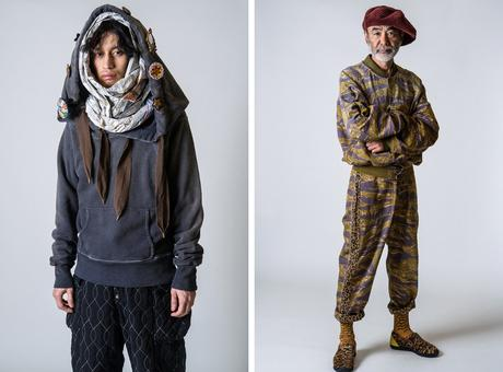 KAPITAL – F/W 2018 COLLECTION LOOKBOOK