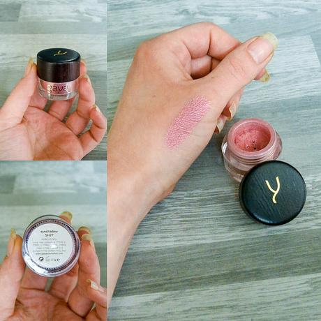 Je vous présente 3 produits de la marque Gaya Cosmetics ..