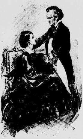 Commémoration de l'anniversaire de Richard Wagner: les dessins du SUN new-yorkais en mai 1913