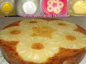 Recette Gâteau Renversé Ananas Noisette