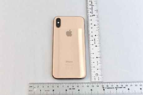 iPhone X : des photos du modèle Or partagées sur Internet