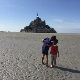 Visiter le Mont Saint-Michel en famille