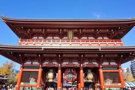 Japon - Tokyo - Asakusa