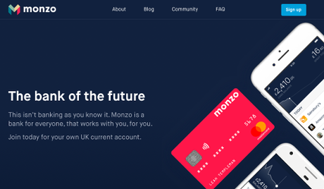 Monzo – The Bank of the Future